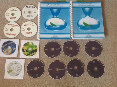BONUS #1: FREE Bonus Training CDs, DVDs, and Manuals